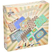 Lifetime Games Spellenset - 10 borden - 100 spelvarianten