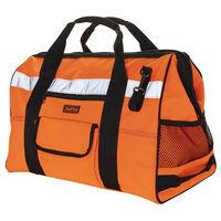 Toolpack Gereedschapstas hoge zichtbaarheid Prominent oranje en zwart