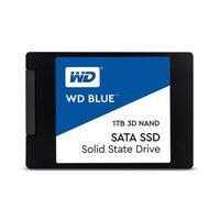 Hard Drive Western Digital WDS100T2B0A 1 TB SSD SATA 3