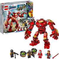 Lego Marvel Avengers 76164 Iron Man Hulkbuster vs A.I.M. Agent