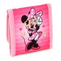 Portemonnee Minnie Mouse Looking Fabulous 10 X 10 Cm Roze