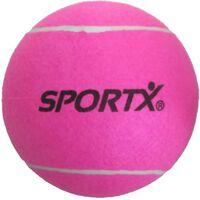 Jumbo Tennisbal Roze Sportx - Buitenspeelgoed - Speelgoed Voor