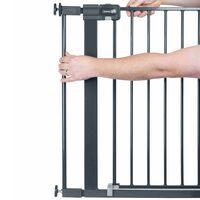 Safety 1st Traphekje verlengstuk 7 cm metaal zwart 2428057000