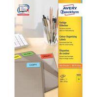 Avery Zweckform ETIK ILC 105X37MM 1600ST GL