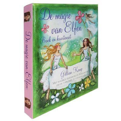 Deltas De magie van elfen - Boek en kaartenset
