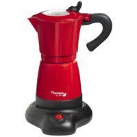 Bestron Espressoapparaat 6 kopjes 480 W rood AES 480