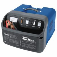 Draper Tools Acculader 12/24 V 30 A 30,5x29x21,5 cm