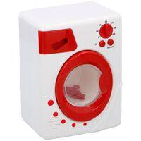Eddy Toys Speelgoed wasmachine - Met licht en geluid - 4 delig