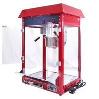 Kukoo Retro Popcorn Machine
