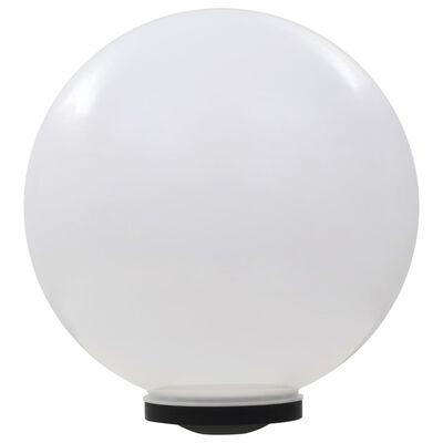 vidaXL LED-solarlamp rond 50 cm RGB