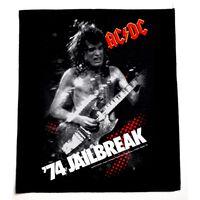 AC/DC   Jailbreak 74mens PATCH 36*40 cm