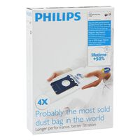 Philips FC8021 S-bag Stofzuigerzakken