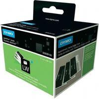 Dymo S0929100 Etiket Zwart op wit (51 mm x 89  mm)