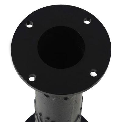 vidaXL Tuinwaterpomp met standaard gietijzer