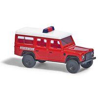 Busch - Land Rover Feuerwehr N (Ba8375)