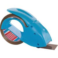 1x Tesa mini verpakkingstaperoller roldispenser met 50 mtr tape -