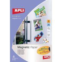 Apli magnetisch papier 640 g, 8 vellen