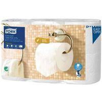Tork toiletpapier Extra Soft 3-laags, voor systeem T4, pak van 6 ro...