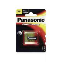 Panasonic Lithium CRp2p 6v blister 1