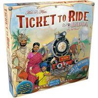 Days of Wonder uitbreiding Ticket to Ride - India