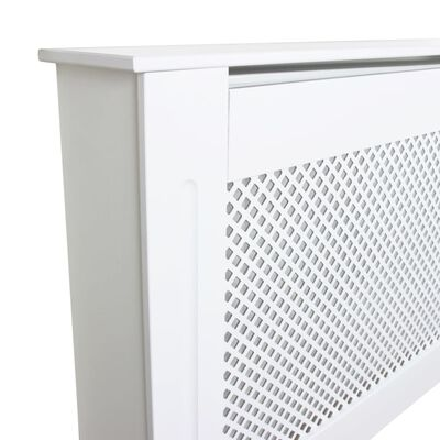 Radiatoromkasting - Mdf - Wit - 1515mm