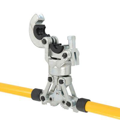 vidaXL Krimptang hydraulisch 16-20-26-32 mm