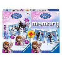 Spel Memory  Puzzel Froz