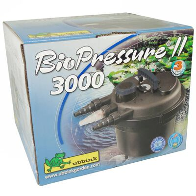 Ubbink Vijverfilter BioPressure 3000 5 W 1355408