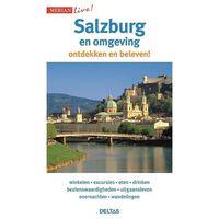 Deltas reisgids Merian live: Salzburg en omgeving