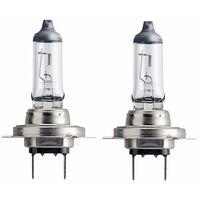Philips autolampen VisionPlus H7 12V 55W 2 stuks