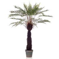 Emerald Kunstplant in pot boomvaren 125 cm