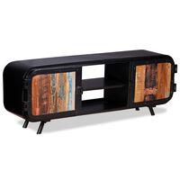 vidaXL Tv-meubel 120x30x45 cm gerecycled hout