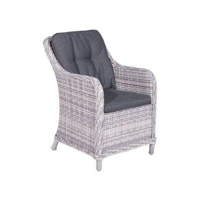 Garden Impressions Nova dining stoel - licht grijs