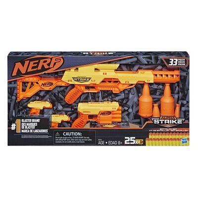 Nerf Alpha Strike Battalion Set + 25 Darts