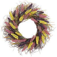 Beliani Candelaria - Krans-multicolor-synthetisch Materiaal
