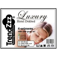 Luxe Hotel Dekbed 4-seizoenen 140x200 cm TrendZzz®