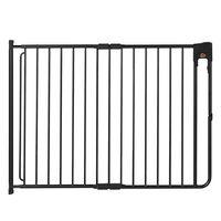 A3 Baby & Kids Veiligheidshekje SafeDoor 75,5-116 cm zwart