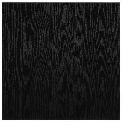 vidaXL 2-delige Badkamermeubelset keramiek zwart