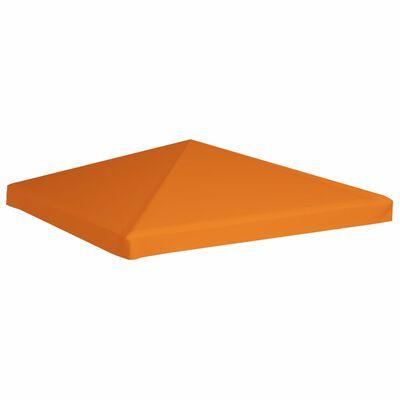 vidaXL Prieeldak 310 g/m² 3x3 m oranje