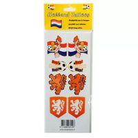 Nederland Tattoo Set Hup Holland Hup