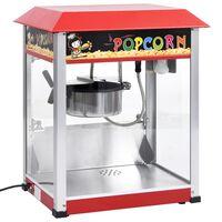 vidaXL Popcornmaker met teflonpan 1400 W