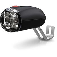 Herrmans Voorlicht LED H-Nova Batterij On/Flash/Off Zwart
