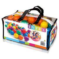 Intex 100 Ballenbak ballen - klein - Ø6,5cm - met opbergtas