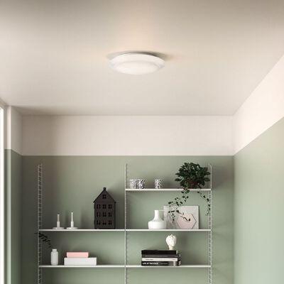 Philips Plafondlamp myLiving Cinnabar LED 4x1,5 W wit 333613116