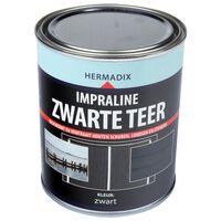 Impraline zwarte teer 750 ml