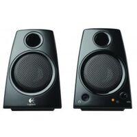 Logitech Z130 Speakerset [2.0 CH, 5W, 2-way,, 2x Satellite, 1x