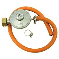 Barbecook Gas regulator+hose nehterlands