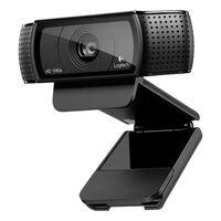 Logitech C920 15MP 1920 x 1080Pixels USB 2.0 Zwart webcam Zwart
