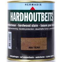 Hardhoutbeits 466 teak 750 ml