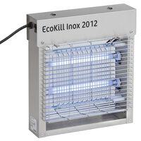 Kerbl Elektrische vliegendoder EcoKill Inox 2012 zilver roestvrij staal 299930